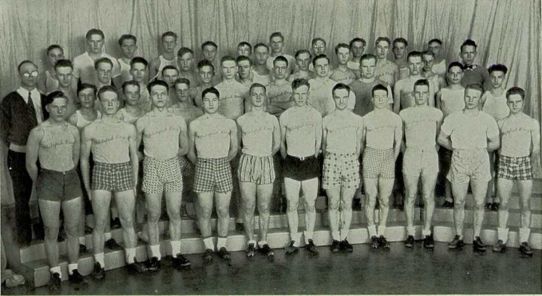 1936 Track
