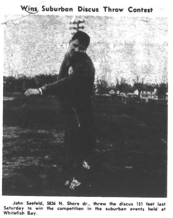 1963 Relays Seefeld