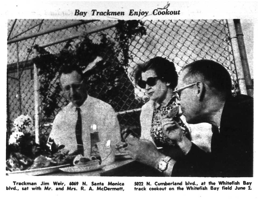 1963 Cookout
